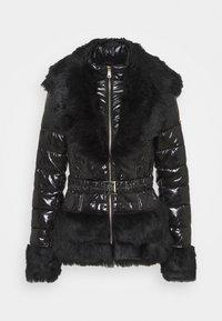River Island - Winter jacket - black - 4
