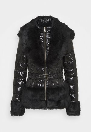 Winter jacket - black