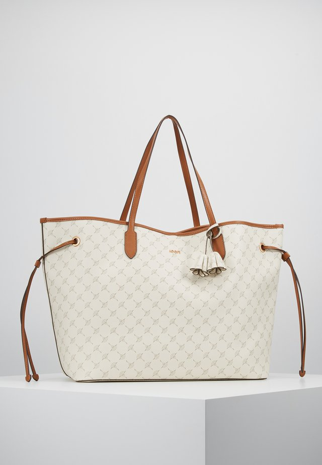 CORTINA LARA - Shopper - offwhite