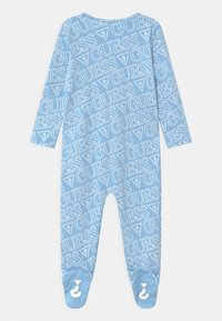Guess - BABY UNISEX - Sleep suit - frosted blue - 1