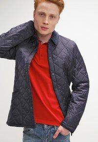 BOSS - PADDY  - Poloshirt - medium red - 3
