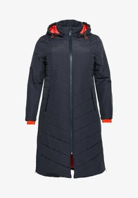 Sheego - Cappotto invernale - nachtblau - 4