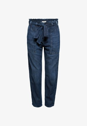 Relaxed fit jeans - blue medium washed