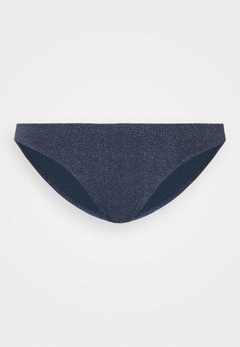 STARDUST HIPSTER - Dół od bikini - indigo