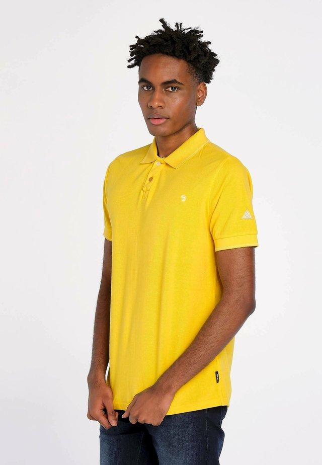 Polo - jaune