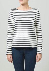 Petit Bateau - Sweatshirt - weiß/blau - 2