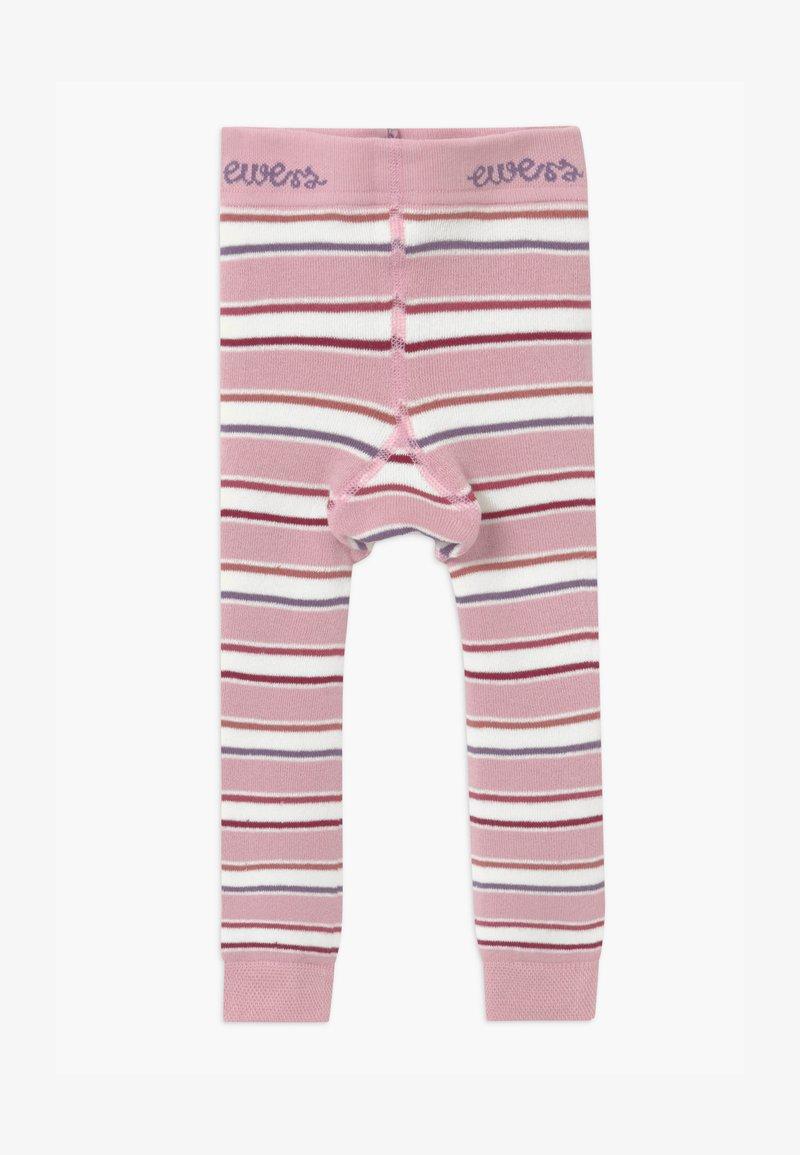 Ewers - STRIPES - Leggings - Stockings - rosa