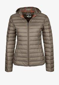 CLOE - Down jacket - taupe