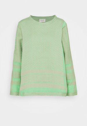 LONG SLEEVES - Long sleeved top - minty