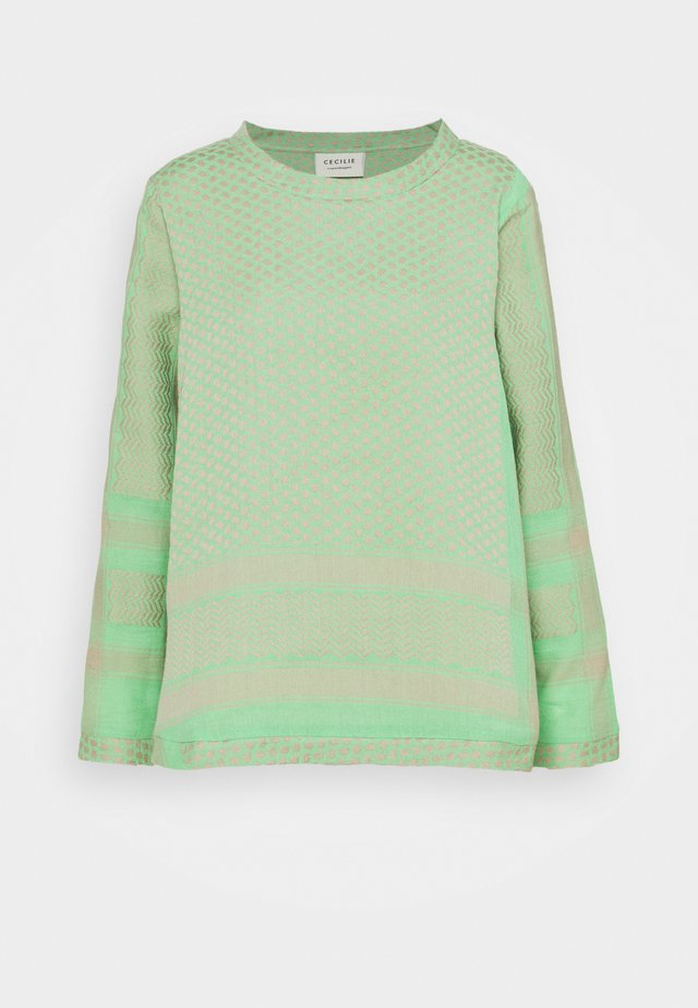 LONG SLEEVES - Longsleeve - minty
