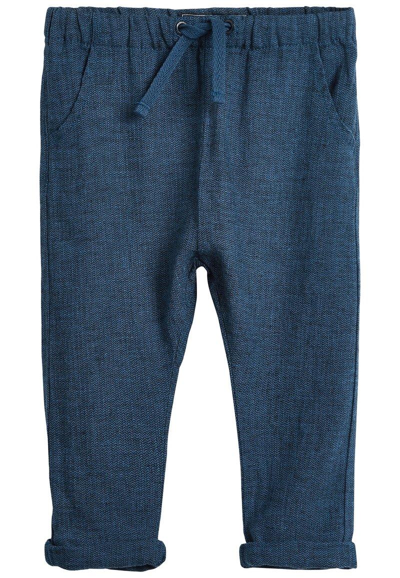Next - Teplákové kalhoty - blue