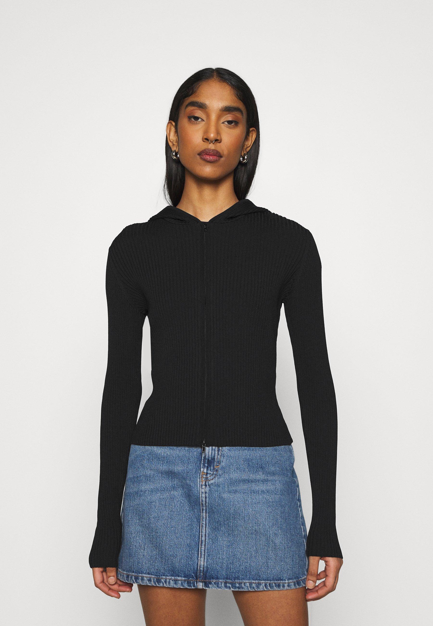 Women LUELLA HOOD - Zip-up sweatshirt