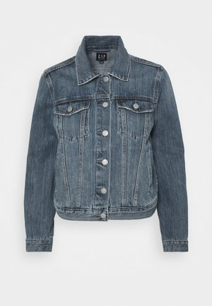 ICON COOPER - Jeansjakke - medium wash