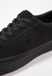 Converse - ONE STAR - Trainers - black - 5