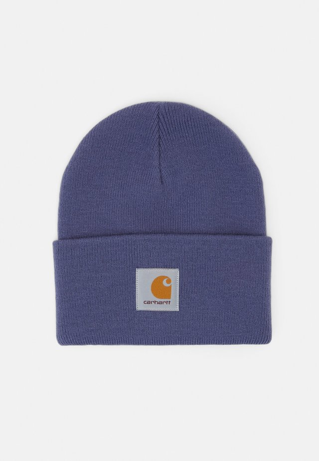 WATCH HAT - Beanie - cold viola