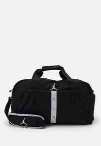 Jordan - JAN AIR TRAIN DUFFLE BAG - Bolsa de deporte - black - 0