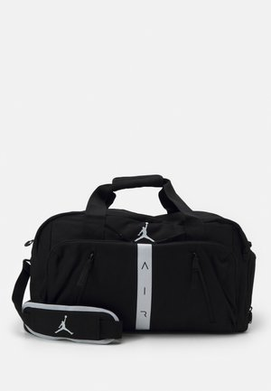 JAN AIR TRAIN DUFFLE BAG - Sportovní taška - black