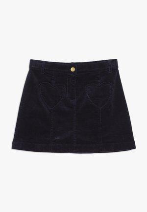 ALEXIS SKIRT - A-line skirt - navy