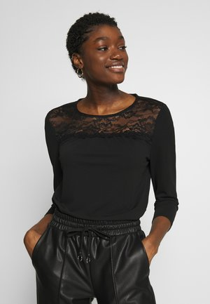 ONLMONNA - Long sleeved top - black