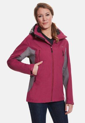 MAVIS - Outdoor jacket - raspberry