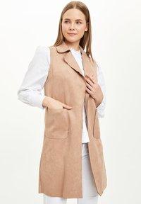 DeFacto - Light jacket - beige - 0