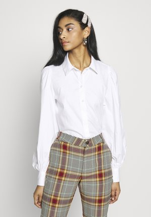VALLON BLOUSES - Skjorte - white light