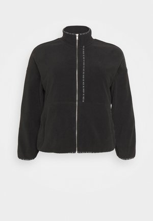 NMKITTY ZIP CARDIGAN - Bomber Jacket - black
