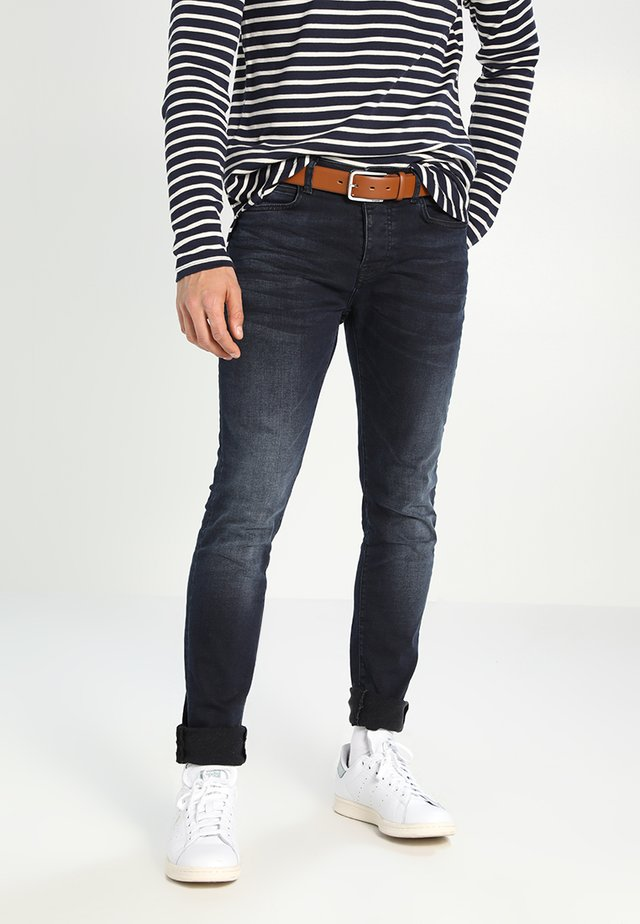 DUST - Jeans Skinny Fit - blue/black
