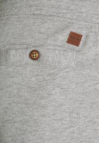 INDICODE JEANS - EXCLUSIVE 2 PACK - Shorts - schwarz /light grey mel - 3
