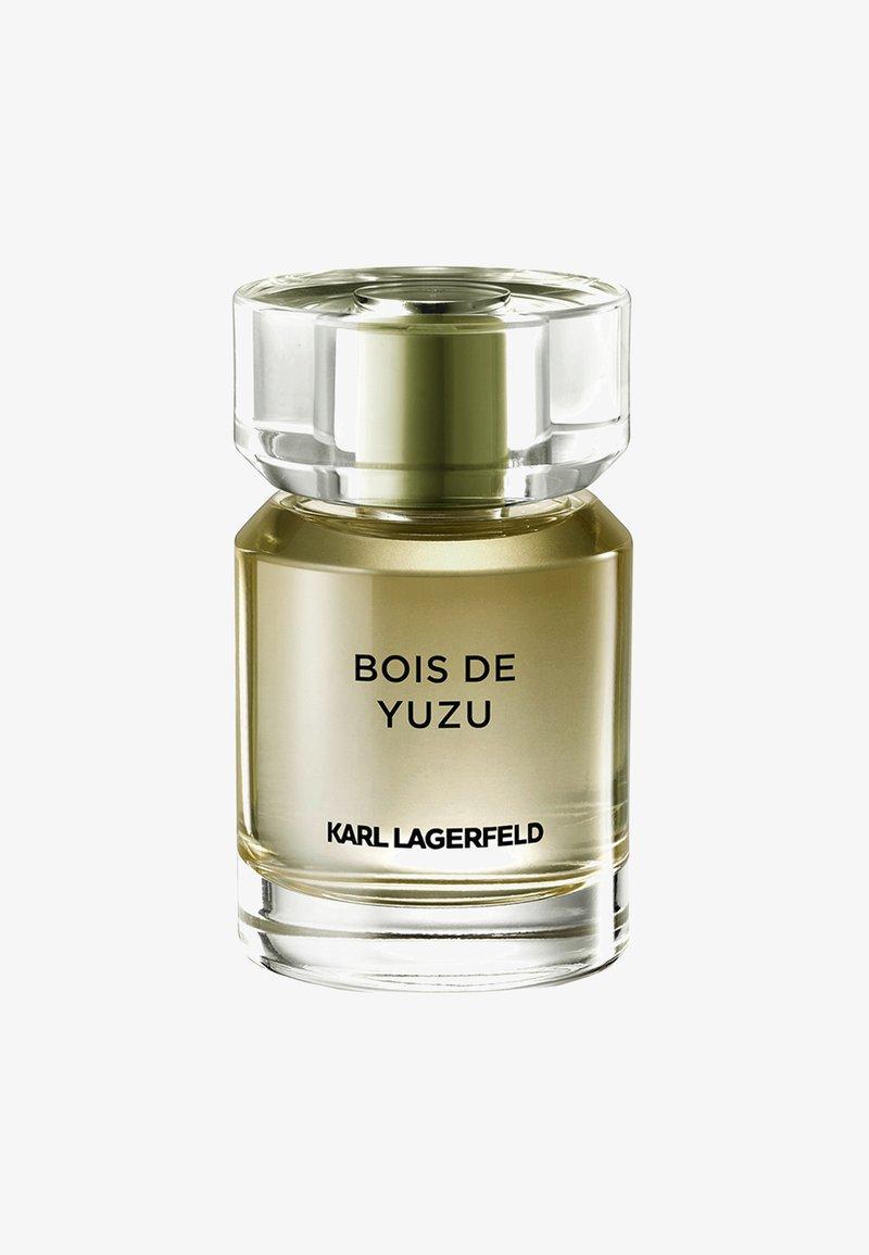 Karl Lagerfeld Fragrances - BOIS DE YUZU EDT 50ML - Eau de Toilette - -