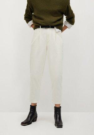 PANNA - Pantalon classique - ecru
