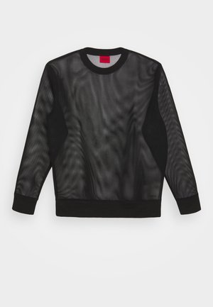 DAGUECI - Sweatshirt - black