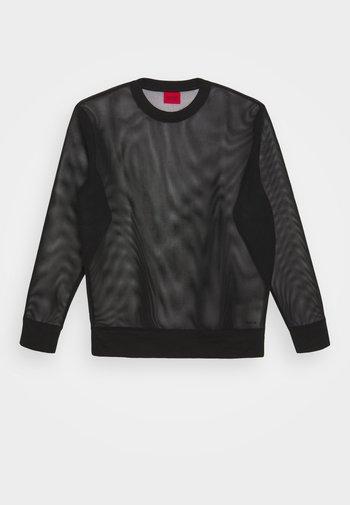 DAGUECI - Sweatshirt - black