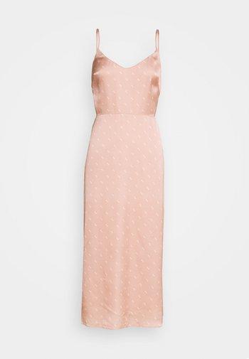 NATASHA MIDI DRESS - Vestido informal - light pink