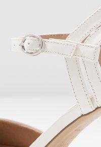 New Look - TIA - Lodičky na vysokém podpatku - white - 2