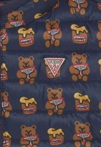 Guess - PADDED HOOD UNISEX - Winter jacket - multi-coloured - 2