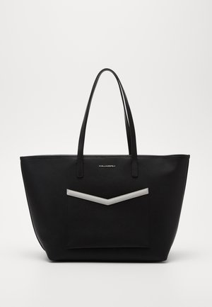 MAU SHOULDER BAG - Torebka - black