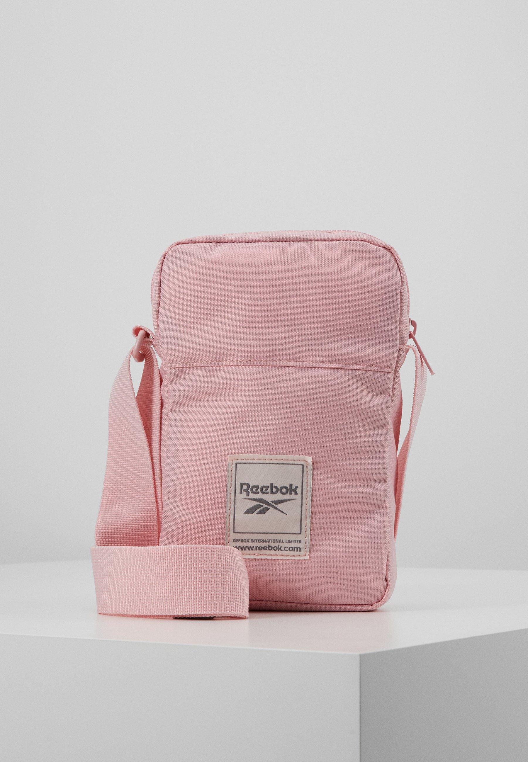 Reebok CITY BAG Axelremsväska pink Zalando.se