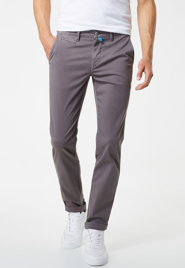 LYON FUTUREFLEX - Chinos - anthracite