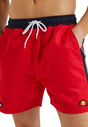 GENOA  - Swimming shorts - rot