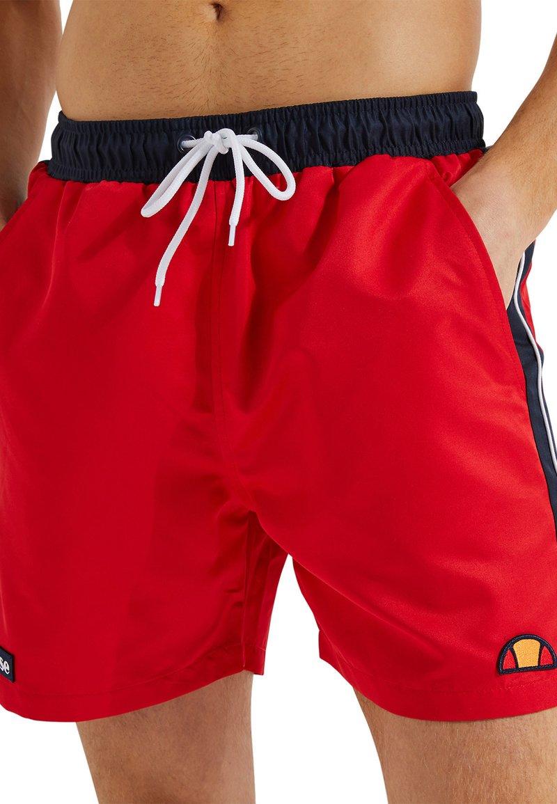 Ellesse - GENOA  - Swimming shorts - rot