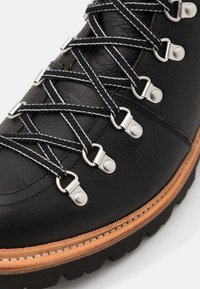 Grenson - BRADY - Lace-up ankle boots - black - 5