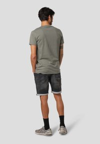 MARCUS - KARLY - Print T-shirt - castor grey - 2