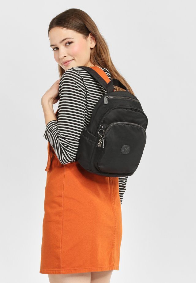 DELIA MINI - Mochila - rich black