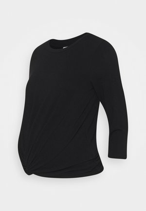 MLMACY  - Long sleeved top - black