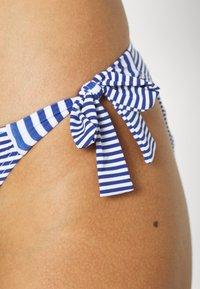 ONLY - ONLKIT PRINT BIKINI SET - Bikini - mazarine blue/white - 5