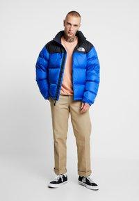 The North Face - 1996 RETRO NUPTSE JACKET - Down jacket - blue - 1