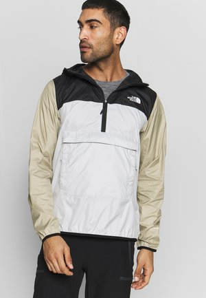 Windbreaker - tingrey/black/twill beige