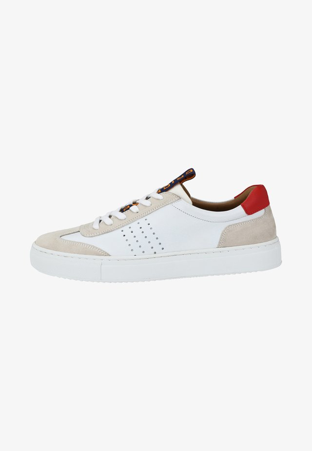 Sneakers basse - white/red