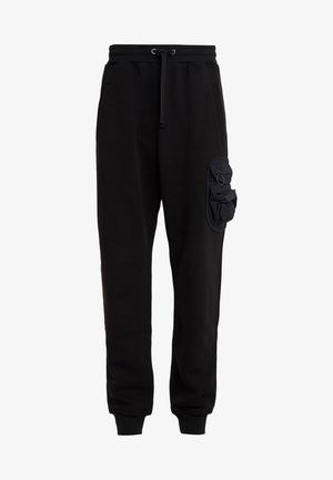PYKE PANTS - Tracksuit bottoms - black